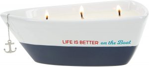 Boat Candle