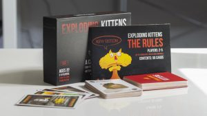 Exploding Kittens The best casual card game