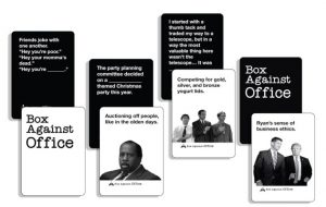 Game Against Office – The Office (TV Series) Themed Game Against