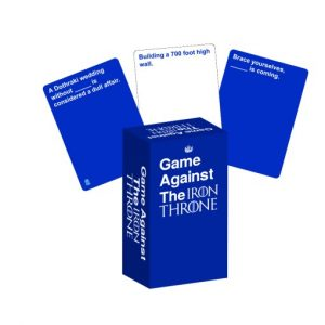 Game Against The Iron Throne – G.O.T Game Against